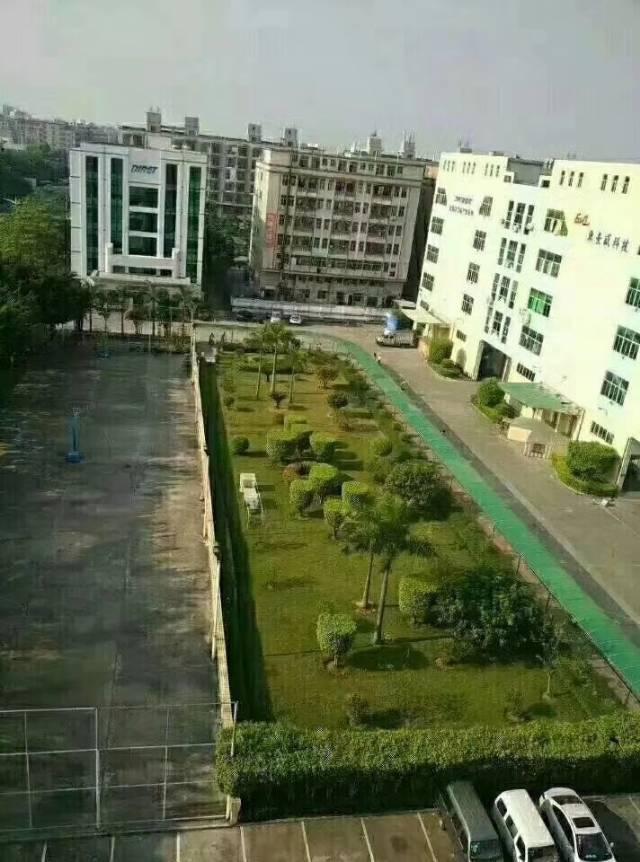 福永整层3700平花园式厂房出租