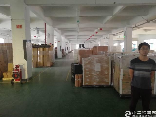 观澜泗黎路旁新出原房东厂房2200平方带精装修-图2
