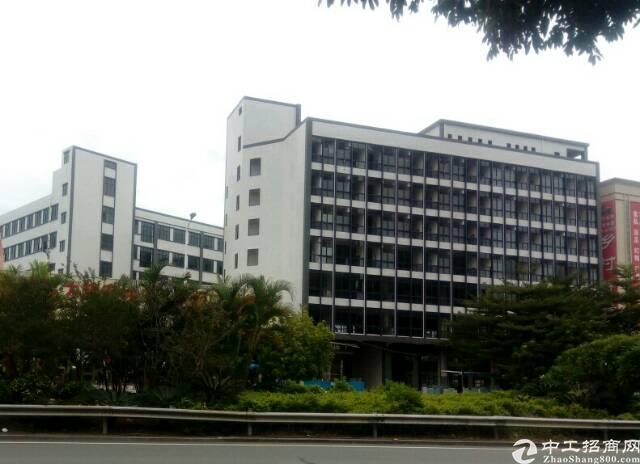 茶山全新高标准独院厂房15000平米出租
