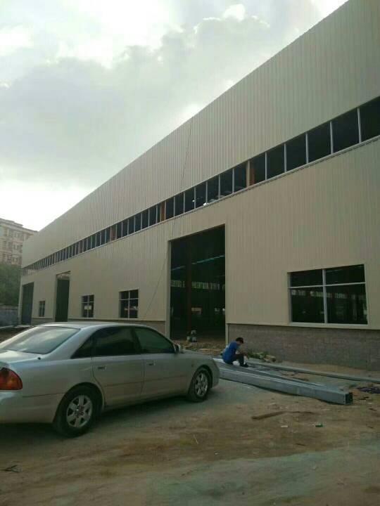 大岭山杨屋龙大高速出口全新独院滴水10米钢构13800平