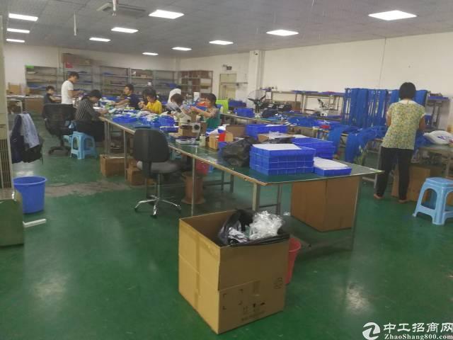 福永地铁口附近整层2500平米厂房出租-图6