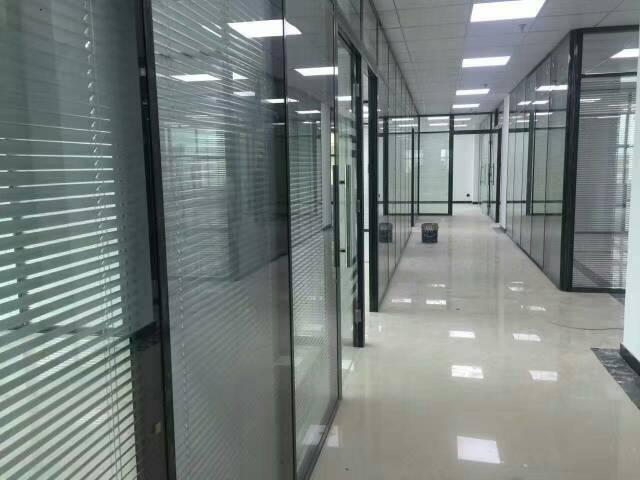 松岗大田洋新出写字楼100-500平方米有红本无公摊低价招租