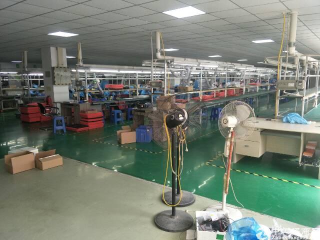 福永和平新出底价厂房1500平米带精装修厂房转让-图6