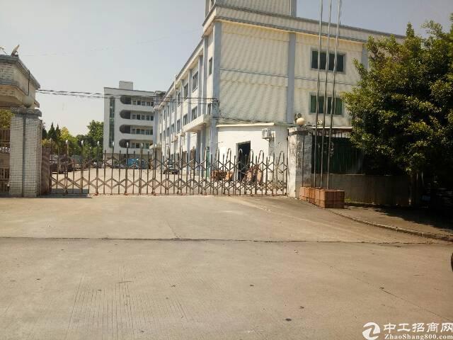 横沥镇3700平方独院厂房招租