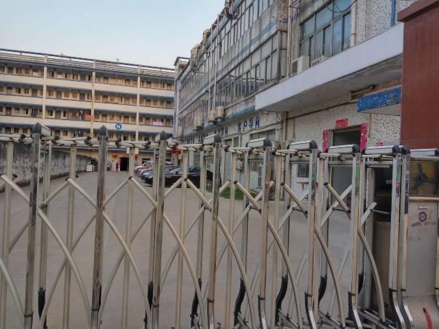 公明马山头新出独院1-3层3750平米厂房出租