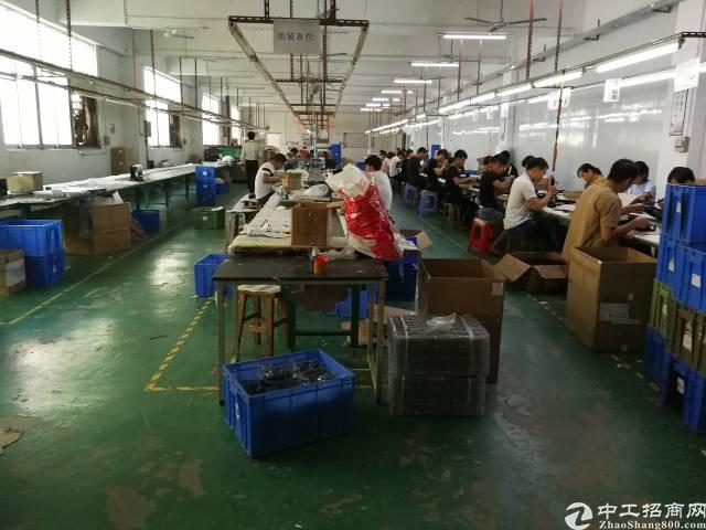 福永地铁口附近整层2500平米厂房出租-图2