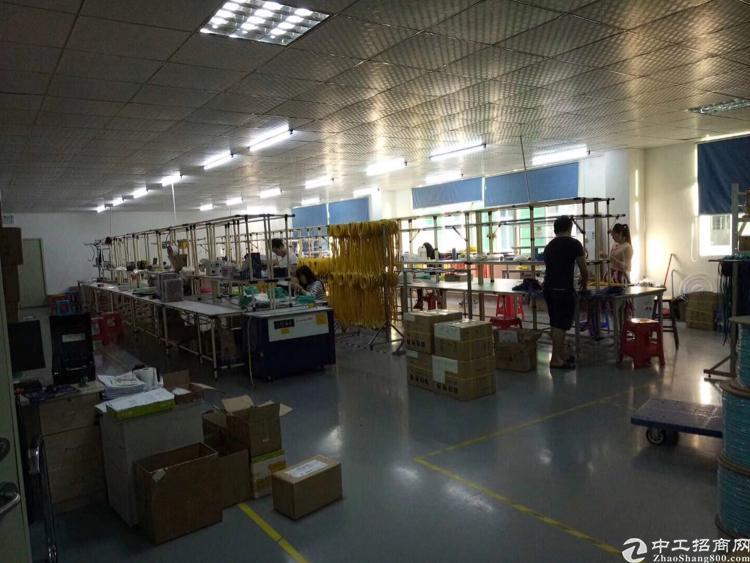 龙华新出精装修厂房1500平招租-图2