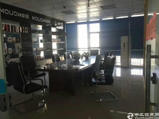福永塘尾楼上新出1600平方带装修厂房出租-图3