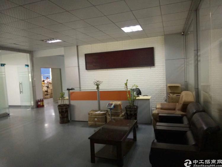 龙华新出精装修厂房1500平招租-图4