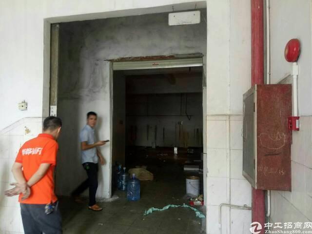 黄江镇稀缺小面积二楼厂房