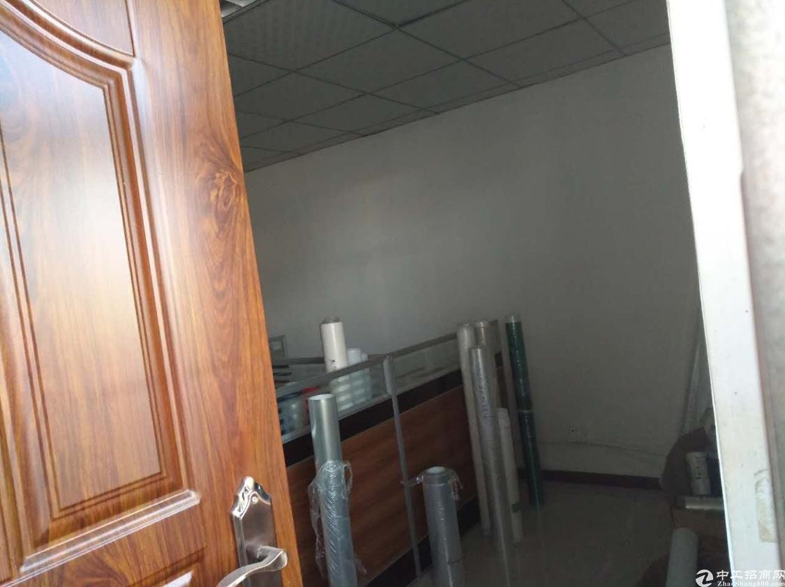 黄江镇中心新出单一层带办公室及仓库贸易公司