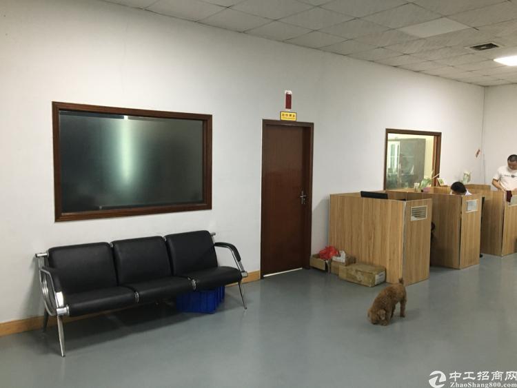 福永塘尾附近2楼300平方租金22