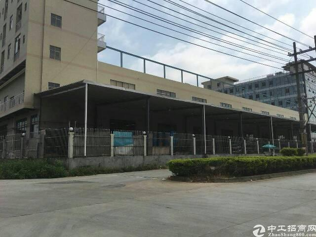 常平新出带玻璃外墙适合外资企业厂房