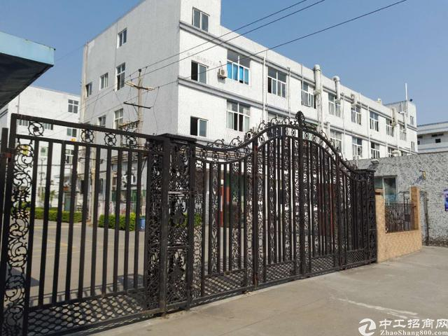 龙岗坪地经典独院厂房5700平、高6米、共五个独院连一块