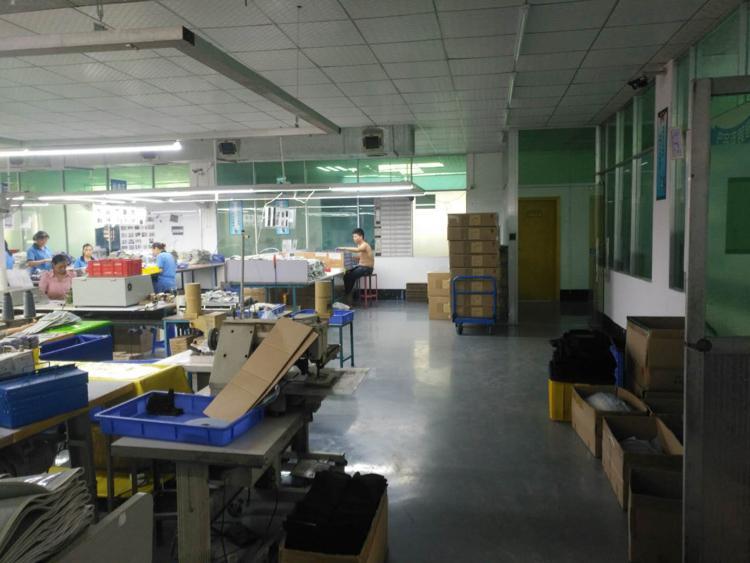 福永镇大洋田工业区楼上600平方带装修厂房招租