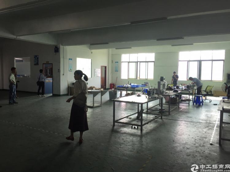 福永镇桥头福虹工业区300平方带装修厂房招租