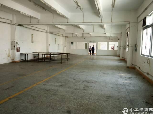 横岗大康楼上200平米厂房招租