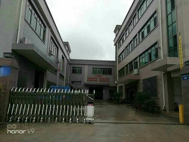 大朗原房东厂房2层3800宿舍办公室1500,一楼6.8米高
