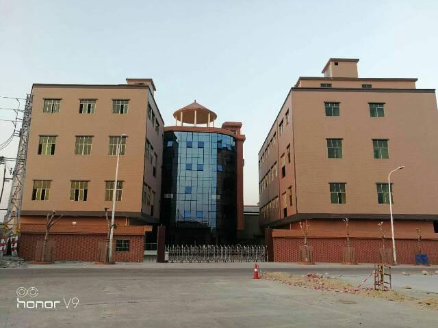 大朗新出原房东标准独院厂房2栋1-4层总面积约7000平方