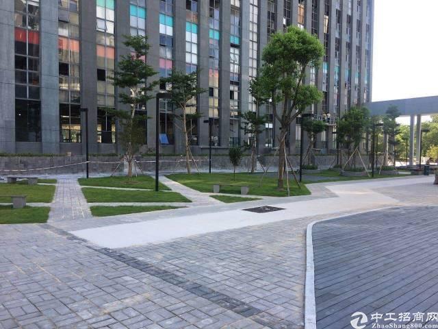 龙华区清湖梅观高速旁新出创意园