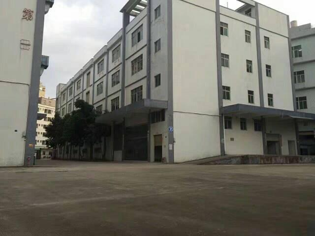 布吉丹竹头高新科技园8000平方厂房出租