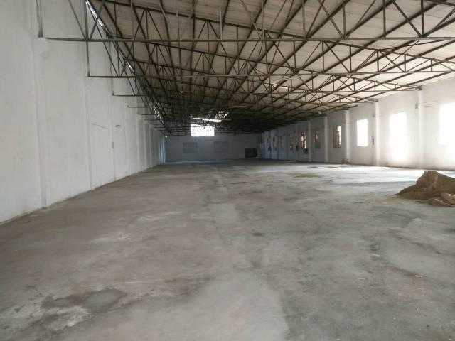 大朗镇新出独院单一层厂房1930平方可做家具,破碎等行业招租