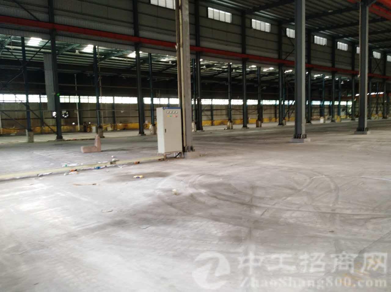 寮步镇独院单一层钢构厂房8000平方现有行车火爆招租-图2