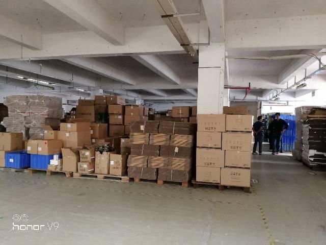 福永凤凰新出装修厂房2500平,免转让费-图3
