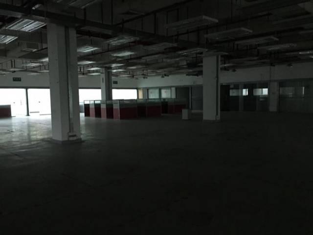 坂田华为出口大型园区整层3000平方带装修厂房-图7