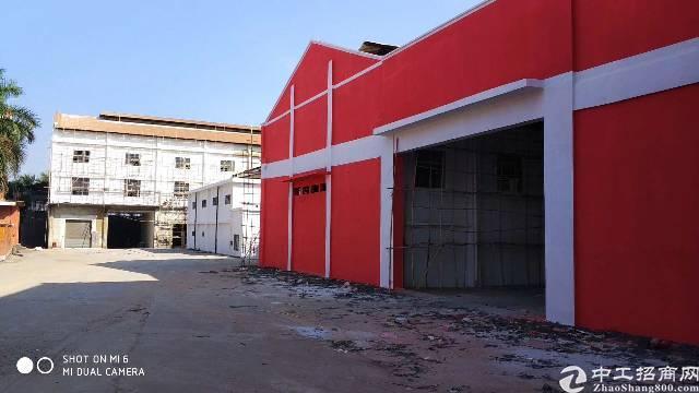 常平新出稀缺钢构砖墙到顶13米高厂房,总面积45000平方