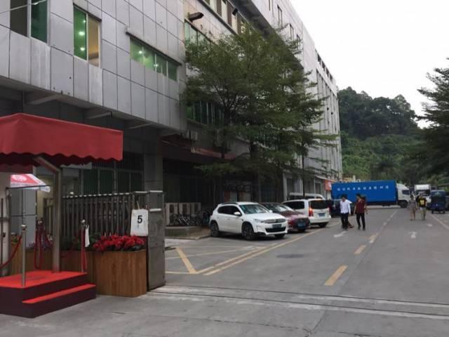 坂田华为出口大型园区整层3000平方带装修厂房