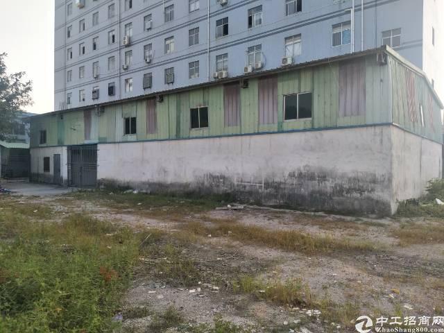 公明厂房出租580平方独栋铁皮房