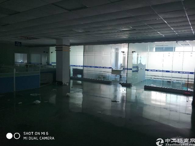 福永带红本10万平方厂房大小分租-图4