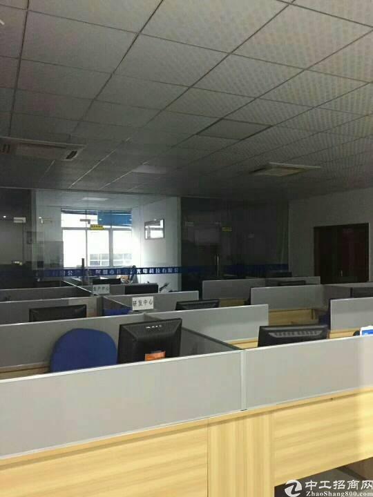 福永镇凤凰旭达工业区二楼1200平带精装修厂房招租-图4