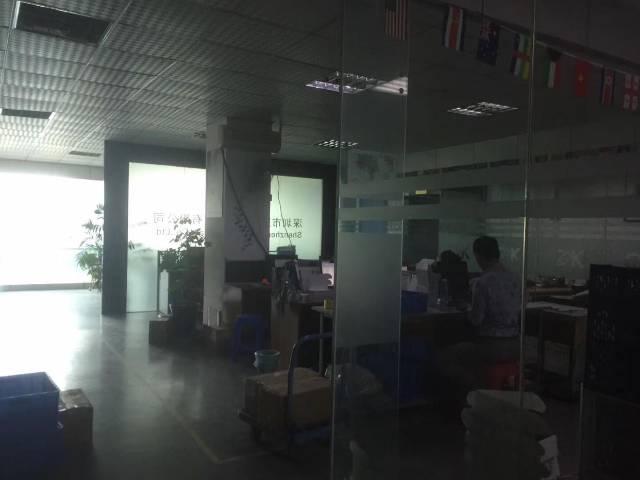 坂田上雪科技园600平方带装修出租