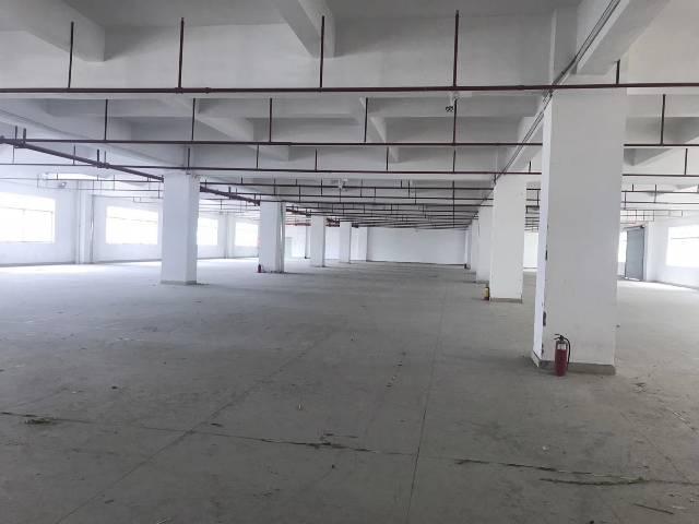 优质厂房2楼2200平,龙华区观光路旁新出成熟工业园