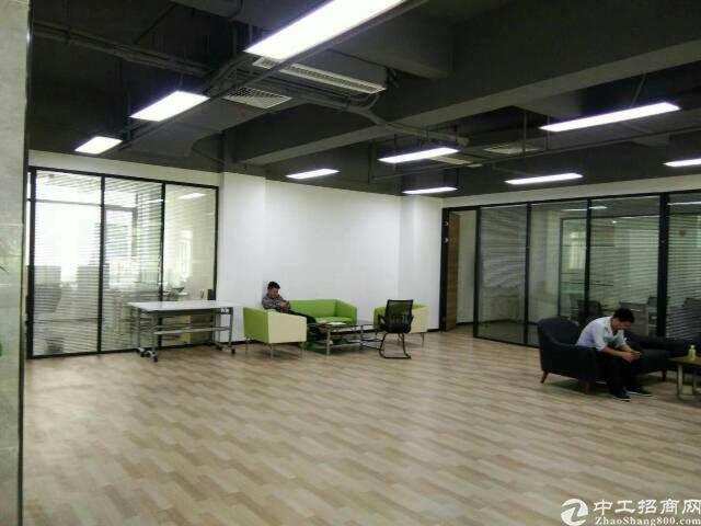 西丽天虹800平精装办公室出租图片5