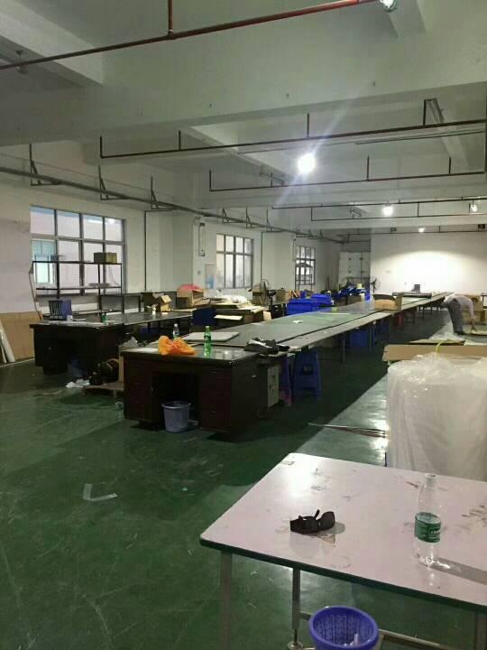 福永镇凤凰旭达工业区二楼1200平带精装修厂房招租-图2