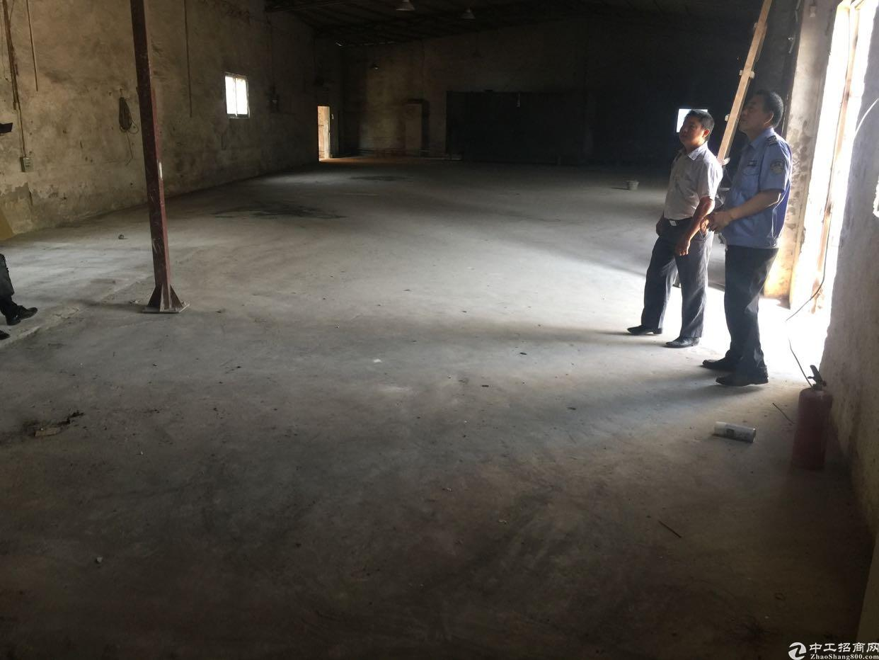 光明新区玉律空出700平方钢构门口空地大滴水7米带办公室独立