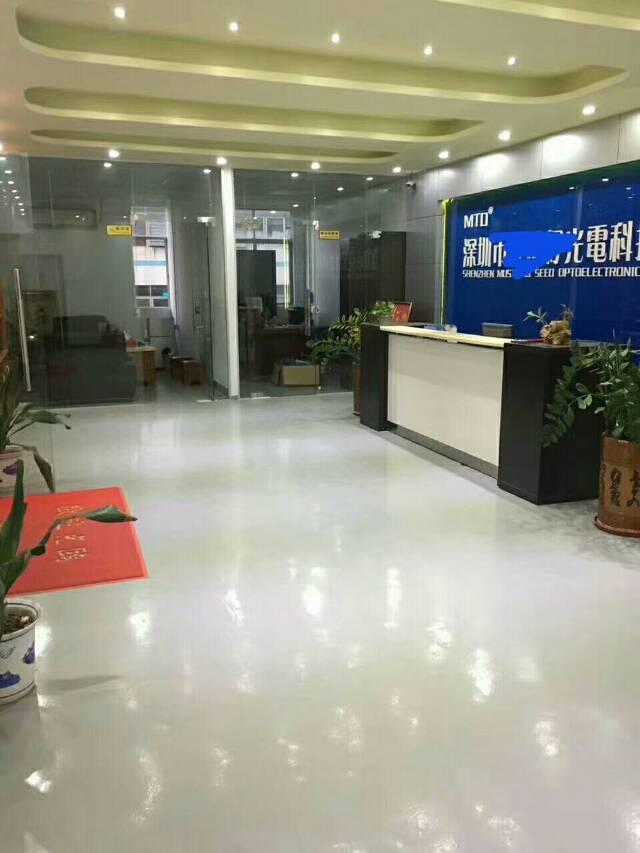 福永镇凤凰旭达工业区二楼1200平带精装修厂房招租-图5