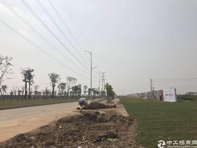 舒城县舒城杭埠产业城45平方公里土地