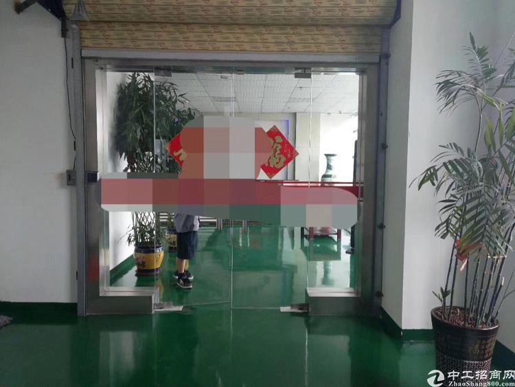 沙井新出厂房2200平方,新装修,带电梯