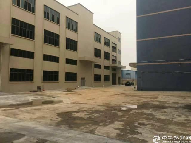 樟木头镇建筑11000平方国有划拨证厂房出售
