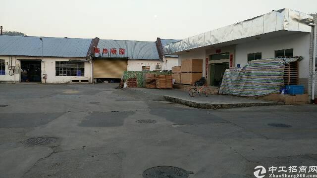 坪山沙博工业园小独院800平米原房东无公摊租15