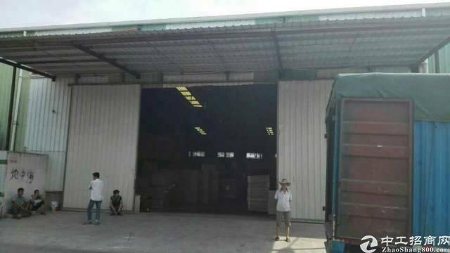 汀山钢构仓库850平方米招租