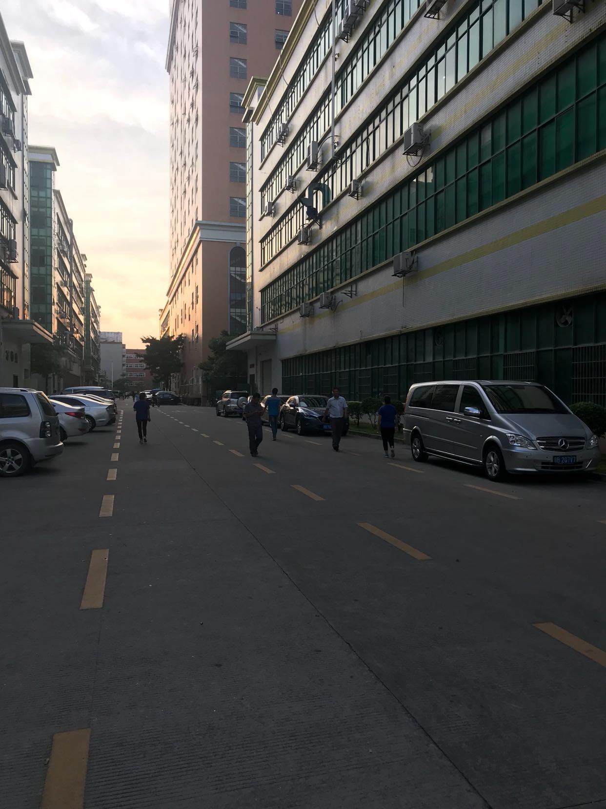 龙华汽车站旁独门独院厂房招租