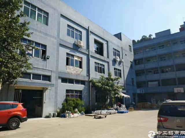 平湖新出一楼原房东厂房1400平方米厂房招租