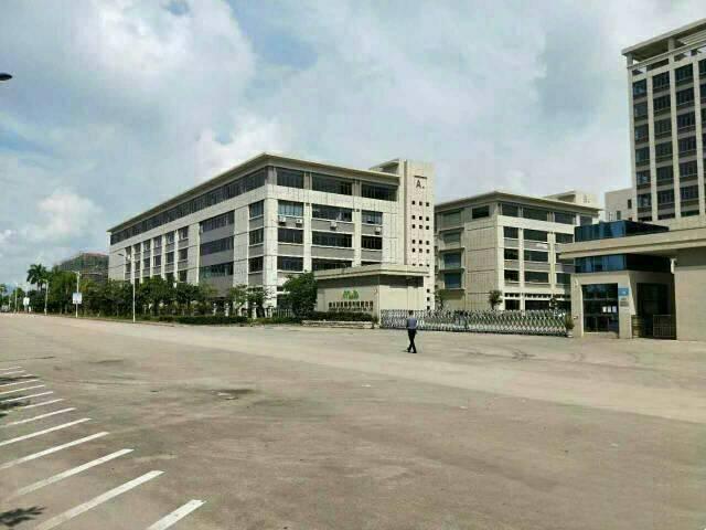 东莞全新红本高端产业园独栋厂房出售