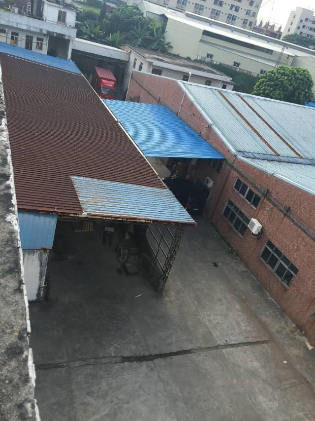 横沥镇建筑8270平方村委合同厂房出售