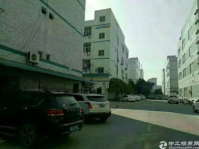 福永镇和平和景工业区三楼1000平厂房招租-图2